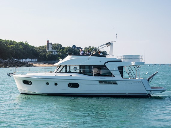 Bareboat Motoryacht Beneteau S. Trawler 47 Ocean dreamer (Joystick controller, Jet ski - option with extra charge) - détails